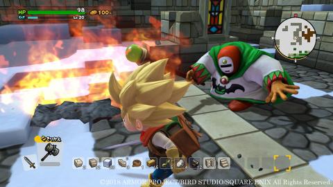 Dragon Quest Builders 2 : une nouvelle île présentée