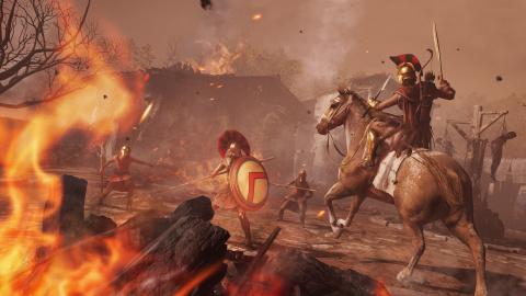 Assassin's Creed Odyssey : L'héritage de la Première Lame - Le premier épisode daté