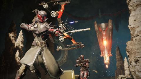 Destiny 2: Bungie présente l'Arsenal Sombre et le futur du jeu