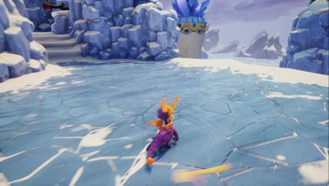 Pic de glace