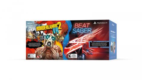 PlayStation VR : un bundle Borderlands 2 VR + Beat Saber annoncé en Amérique du Nord