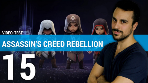 Assassin's Creed Rebellion : Comprendre son potentiel en trois minutes