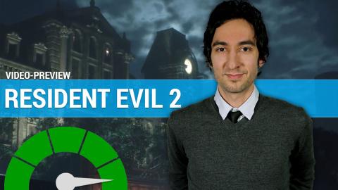 Resident Evil 2 : Nos impressions en 3 minutes