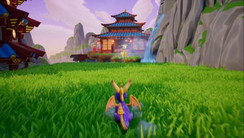 Terrasse De Bambou Astuces Et Guides Spyro Year Of The