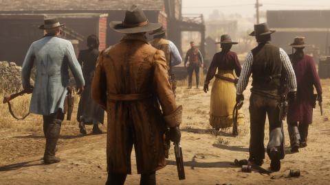 Xbox Live Gold : Chevauchez vers le multi online de Red Dead Redemption 2 !