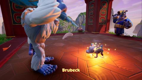 Terrasse De Bambou Acte 2 Astuces Et Guides Spyro Year