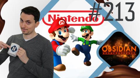 Pause Cafay #213 : Nintendo laisse enfin respirer les créateurs de vidéos !