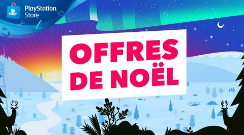 PS Store : C'est déjà Noël avec les offres du week-end !