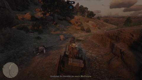 Un célèbre PNJ de Red Dead Redemption de retour dans Red Dead Online