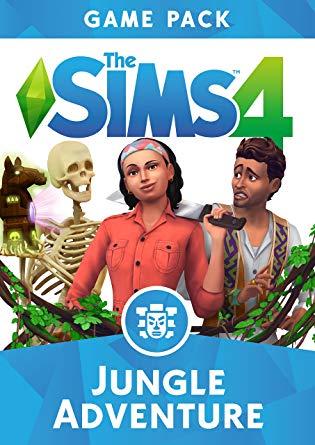 Les Sims 4 : Dans la jungle