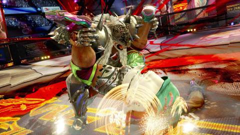 Tekken 7 : Armor King débarque aujourd'hui