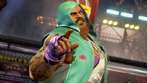 Tekken 7 : Craig Marduk monte sur le ring