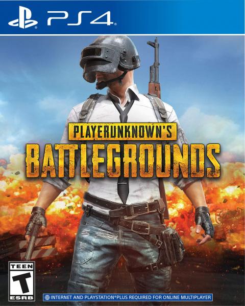 PlayerUnknown's Battlegrounds sur PS4