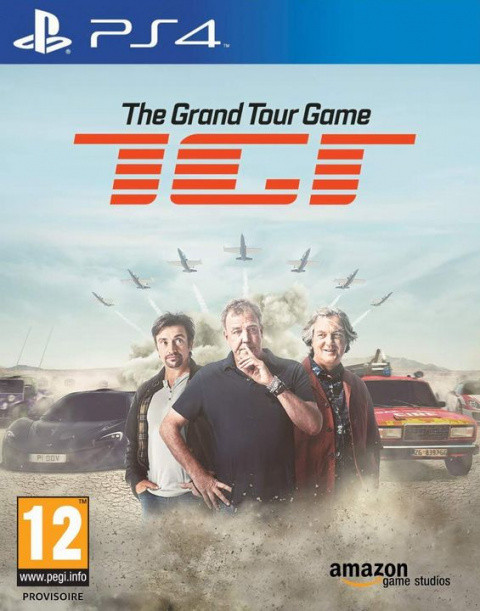 The Grand Tour Game sur PS4