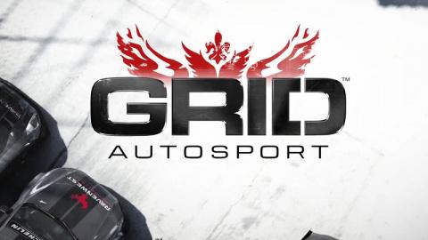 GRID : Autosport sur Switch