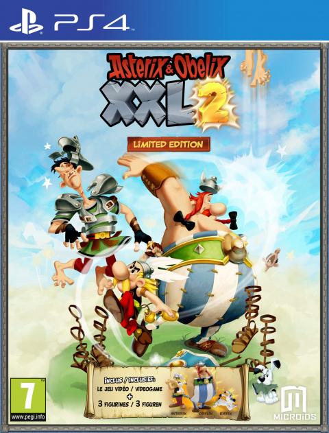 Astérix & Obélix XXL 2 sur PS4