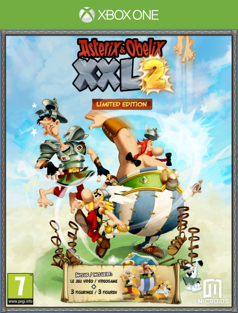 Astérix & Obélix XXL 2 sur ONE