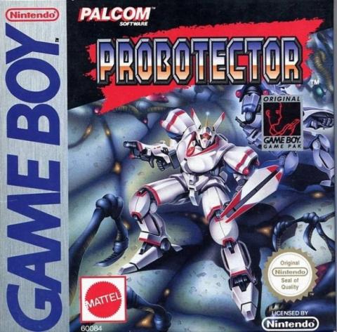 Probotector sur GB