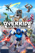 Override Mech City Brawl sur PC