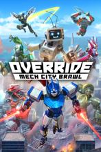 Override Mech City Brawl sur ONE