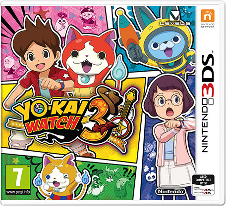 Yo-Kai Watch 3 sur 3DS