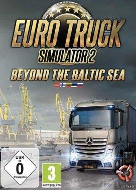 Euro Truck Simulator 2 : Beyond the Baltic Sea sur PC