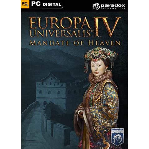Europa Universalis IV : Mandate of Heaven sur Mac