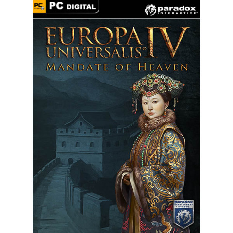 Europa Universalis IV : Mandate of Heaven sur PC