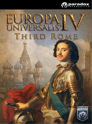 Europa Universalis IV : Third Rome sur PC