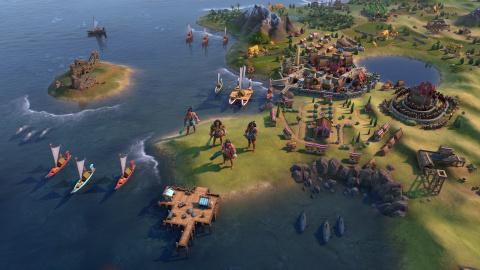 Civilization VI : Gathering Storm, l'extension pour écolos et diplomates