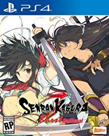 Senran Kagura : Burst RE:NEWAL sur PS4
