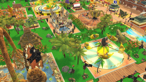 RollerCoaster Tycoon Adventures : un épisode consternant sur Switch