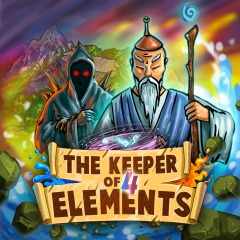 The Keeper of 4 Elements sur Vita