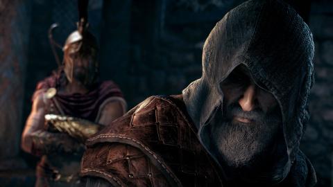 Assassin's Creed Odyssey : L'héritage de la première lame - Le début du DLC