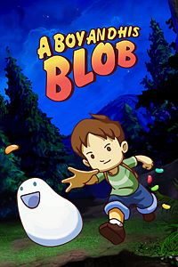 A Boy and His Blob sur ONE