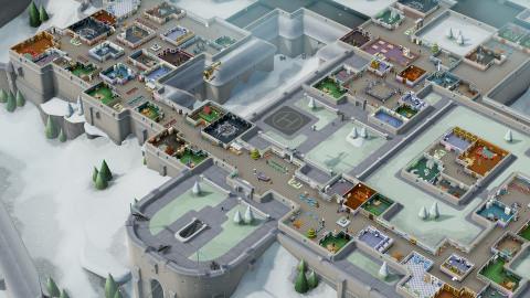 """Two Point Hospital accueille le DLC surprise """"Bigfoot"""""""