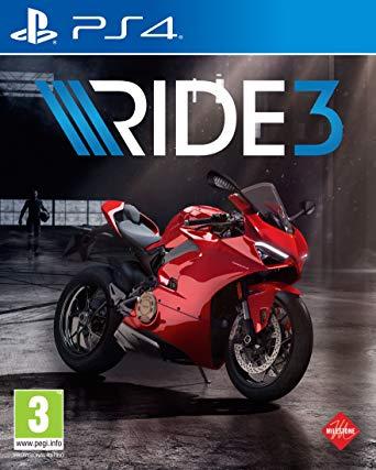 Ride 3 sur PS4