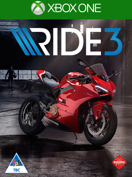 Ride 3 sur ONE