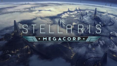 Stellaris : MegaCorp sur Linux