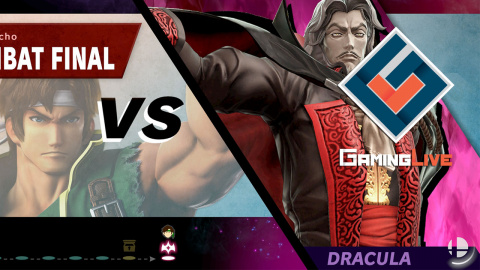 Super Smash Bros. Ultimate : Simon et Richter Belmont contre Dracula (Mode Classique)