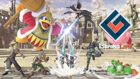 Super Smash Bros. Ultimate : Mode Smash en Masse