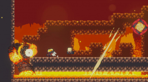 Dungreed : le rogue-lite va être porté sur PS4 et Switch