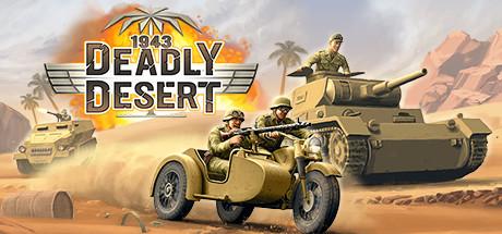 1943 Deadly Desert sur iOS