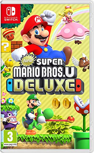 New Super Mario Bros. U Deluxe sur Switch