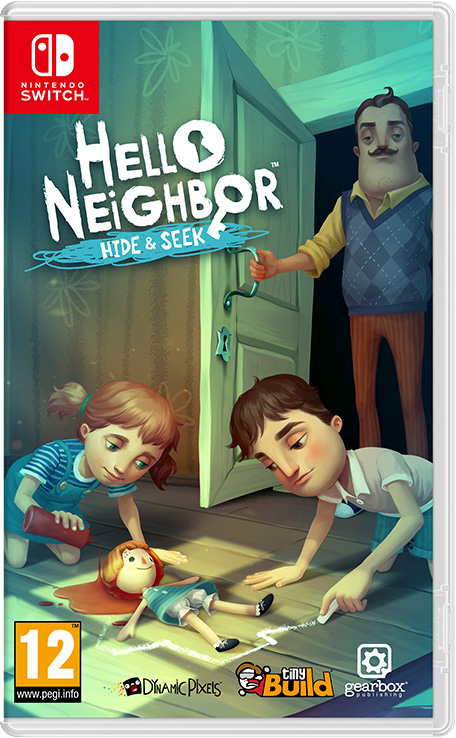 Hello Neighbor : Hide and Seek sur Switch