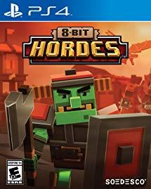 8-Bit Hordes sur PS4