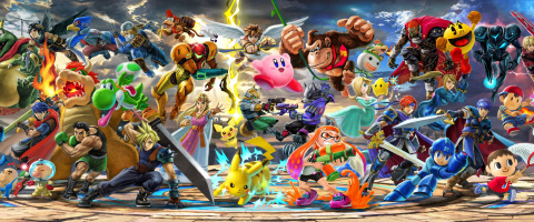 Guide, soluce, astuces Super Smash Bros. Switch