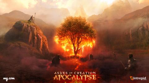 Ashes of Creation : Apocalypse sur PC