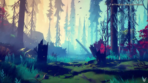 Game Awards 2018 : Une balade en forêt avec Among Trees