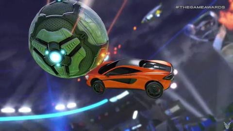 [MàJ] Rocket League : Psyonix (Rocket League) racheté par Epic Games